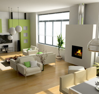 Come arredare un soggiorno quadrato idea creativa della - Arredare soggiorno rettangolare ...